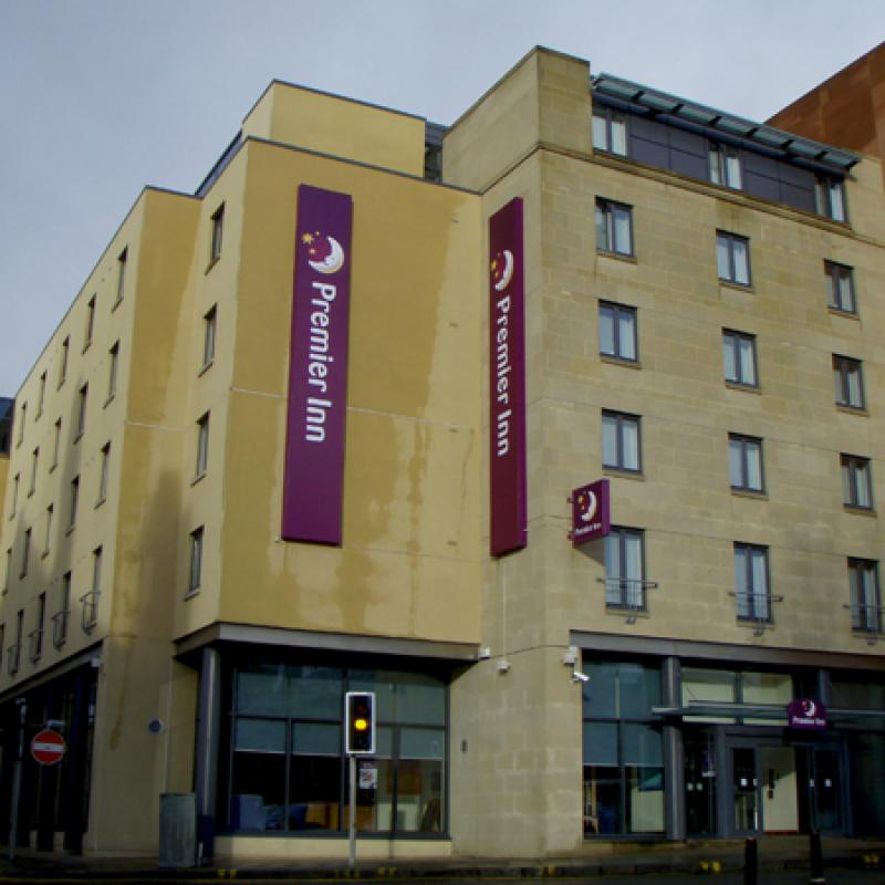 Hilton garden inn st andrews square aberdeen ramsay chalmers for Hilton garden inn edinburgh in